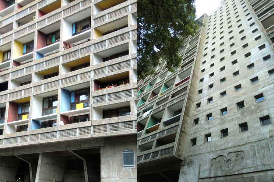 Sehr Nantes 2/2 : L'Unité d'habitation toujours radieuse ? - DI88