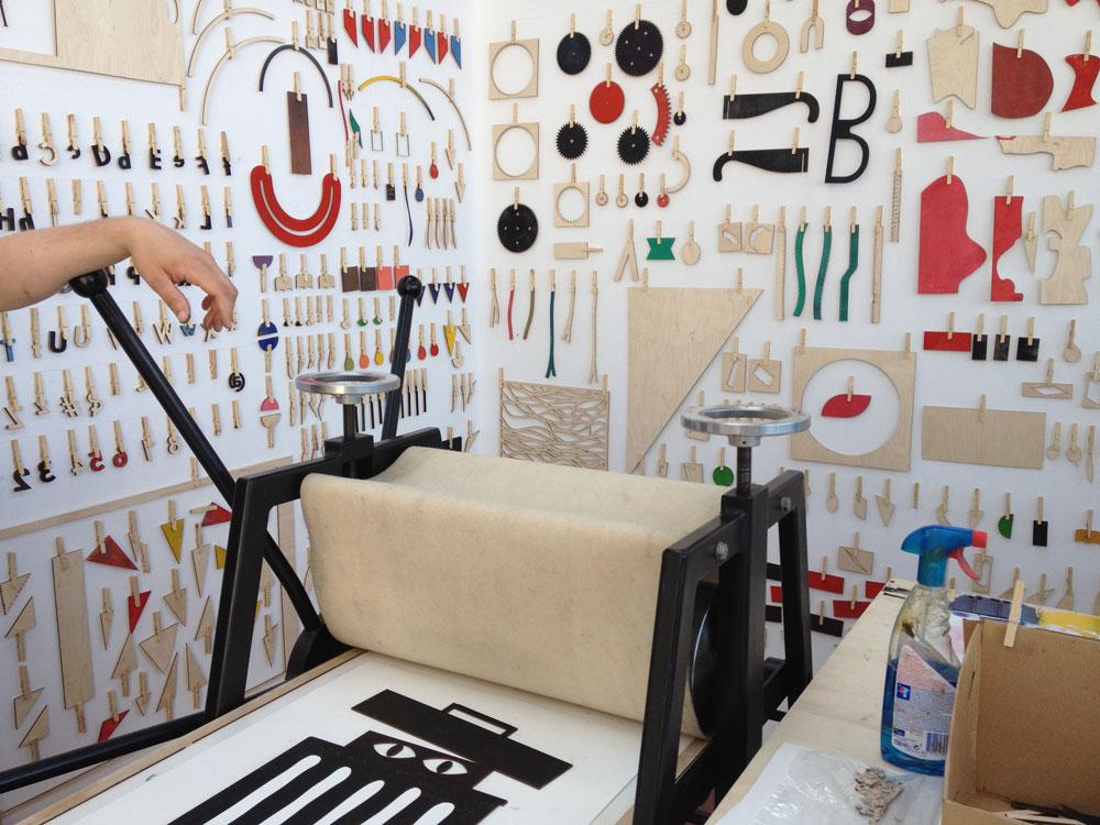 Chaumont 2012 for Le jardin graphique