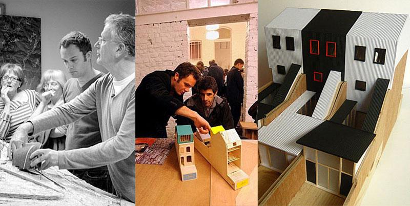 Construire ensemble le grand ensemble habiter autrement for Cctp architecte