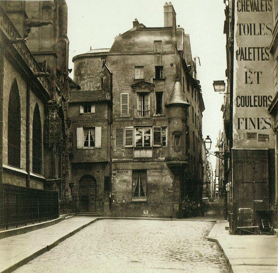 paris vieux historique appartment - photo #23