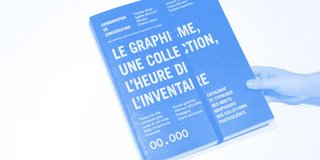 OO.OOO Le graphisme, une collection, l'heure de l'inventaire