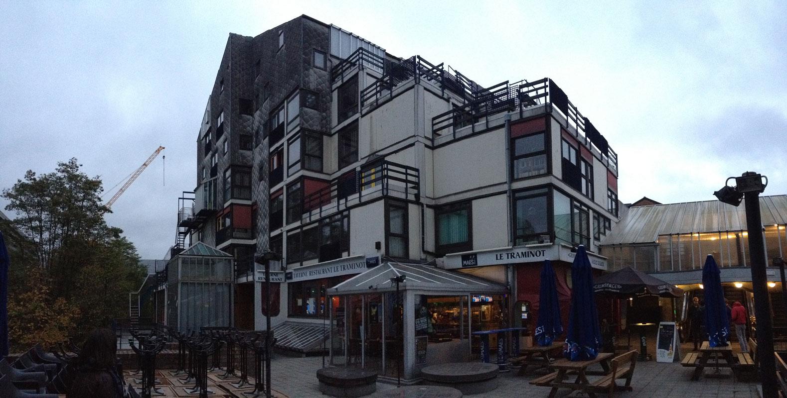 Kroll bouchain etc des architectes habit s - Lucien et simone kroll ...